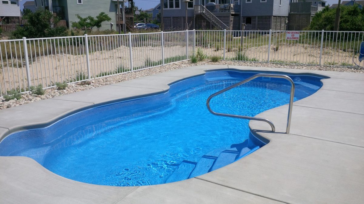 pools increase rentals Outer Banks, swimming pool builder, Nags Head pool and spa services, Kill Devil Hills swimming pool