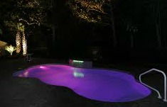 outer banks pool lighting southern scapes general contractor