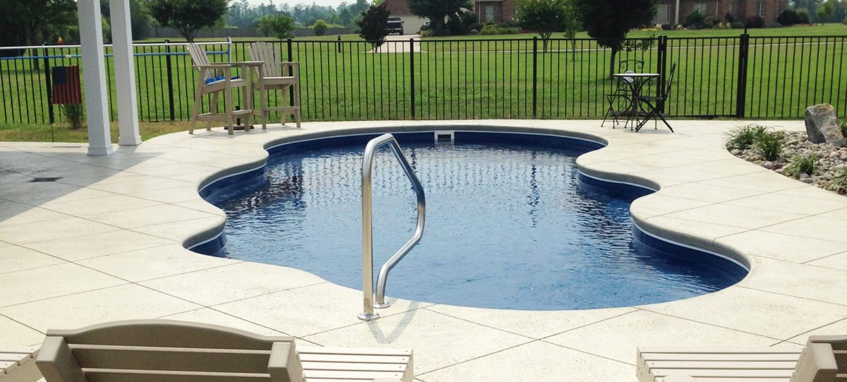concrete pool designer contractor nc obx nc southern scapes pool and landscape design